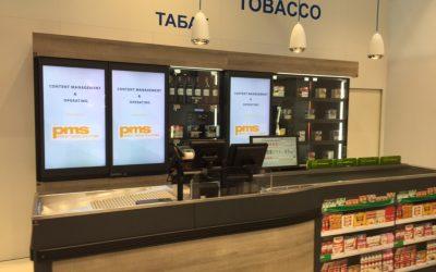 PMS mit HARTING Systems und Digital Retail Lösung auf der EuroCIS 2018
