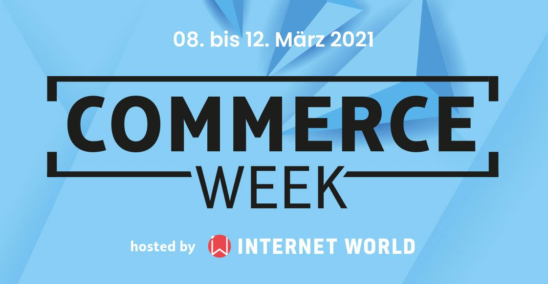 Commerce Week 2021 – Digitalisierung am Point of Sale