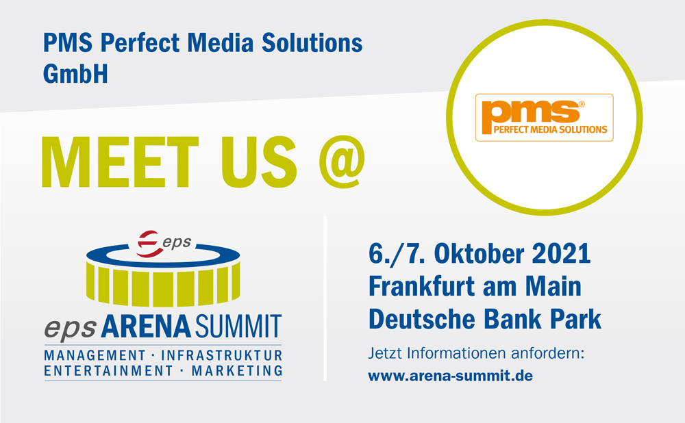 Arena Summit 2021: Fan Experience mit intelligentem Digital Signage & IPTV