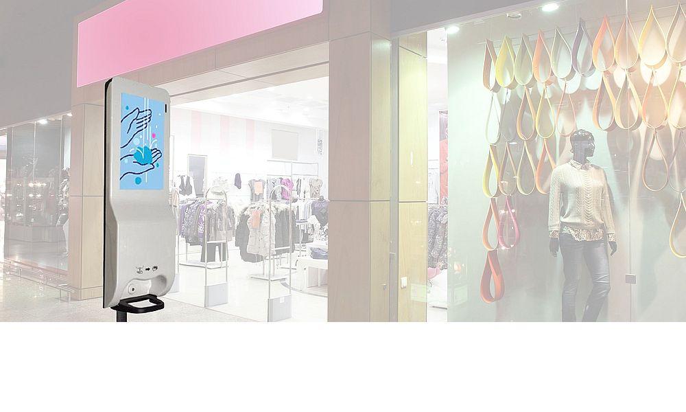 """Hygiene vs. Shopping Experience: digitale Möglichkeiten für den """"Corona-Neustart"""" im Handel"""